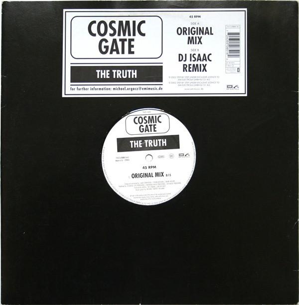 (0214B) Cosmic Gate – The Truth