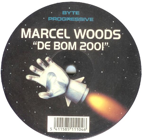 (2098) Marcel Woods – De Bom 2001 (G+/Generic)