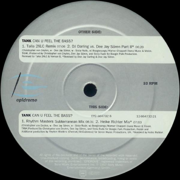 (23048) Tank – Can U Feel The Bass?