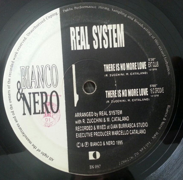 (25878) Real System – There Is No More Love