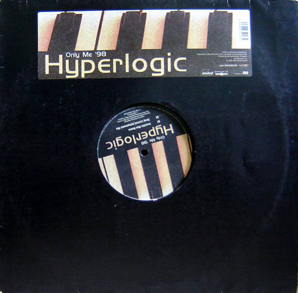 (8066) Hyperlogic ‎– Only Me '98