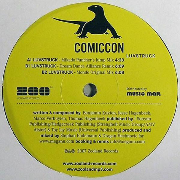 (16206) Comiccon – Luvstruck