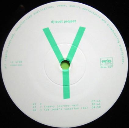 (26420) DJ Scot Project – Y