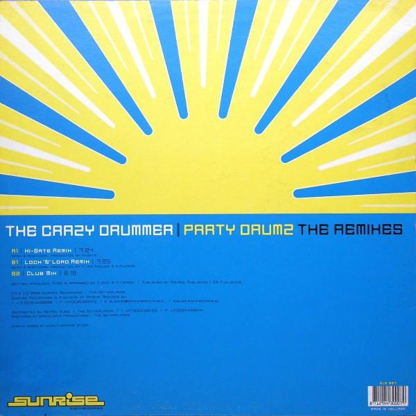 (30534B) The Crazy Drummer – Party Drumz