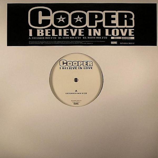 (CUB0395) Cooper – I Believe In Love