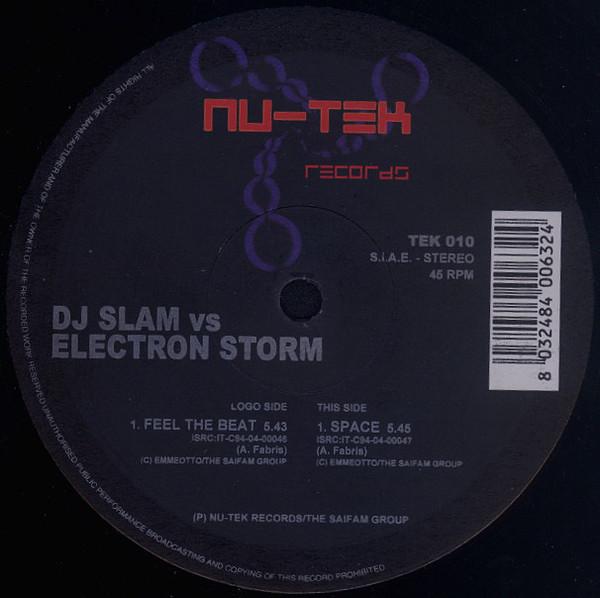 (24803) DJ Slam vs. Electron Storm – Feel The Beat