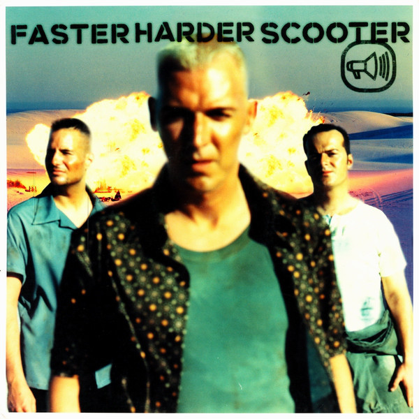 (JR1594) Scooter – Faster Harder Scooter