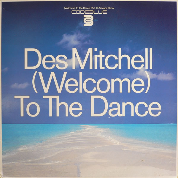 (8325B) Des Mitchell ‎– (Welcome) To The Dance