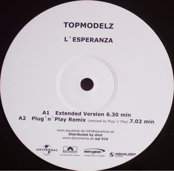 (26688) Topmodelz – L'Esperanza