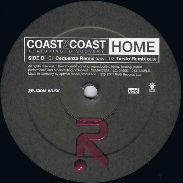(28190) Coast 2 Coast Featuring Discovery – Home