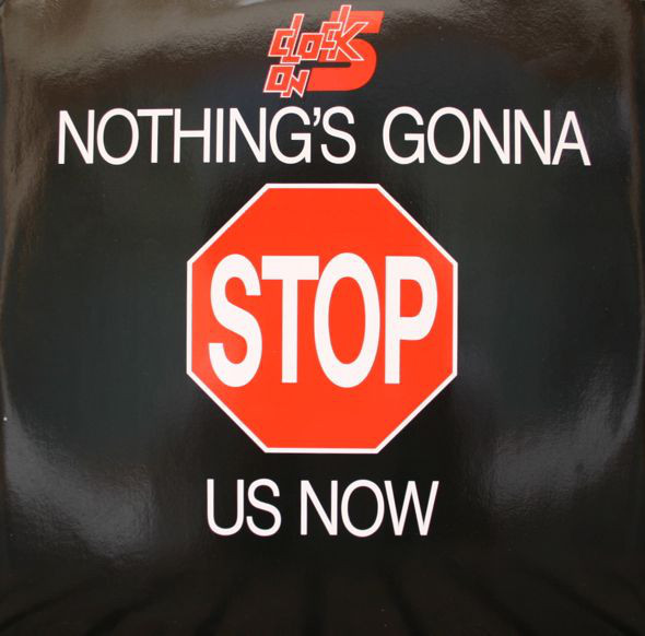 (JAR1) Clock On 5 – Nothing's Gonna Stop Us Now