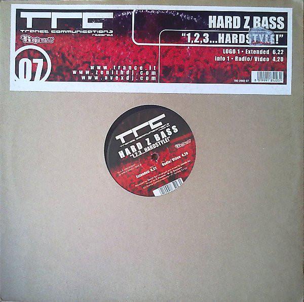 (A3047) Hard Z Bass – 1,2,3...Hardstyle!