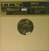 (A0554B) Zenith DJ – The Music Is Now