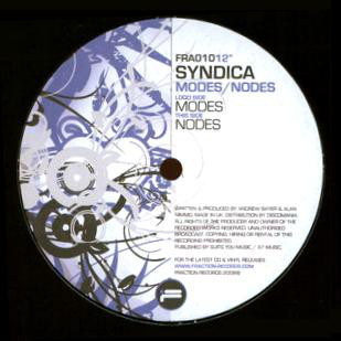 (27313) Syndica ‎– Modes / Nodes