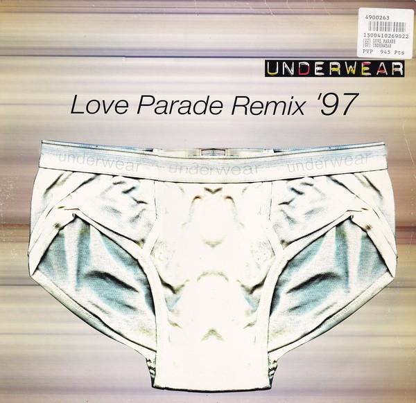 (N001) Underwear – Love Parade (Remix '97)