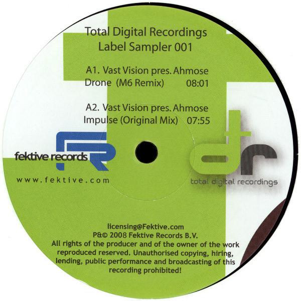 (27331) Total Digital Recordings Label Sampler 001