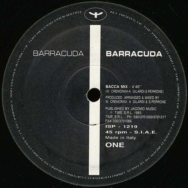 (RIV342) Barracuda – Barracuda