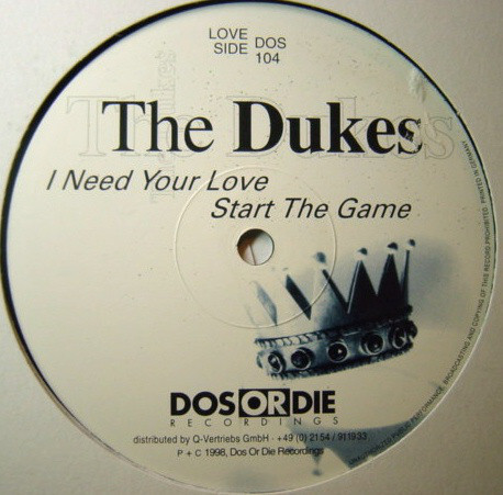 (19438) The Dukes – I Need Your Love