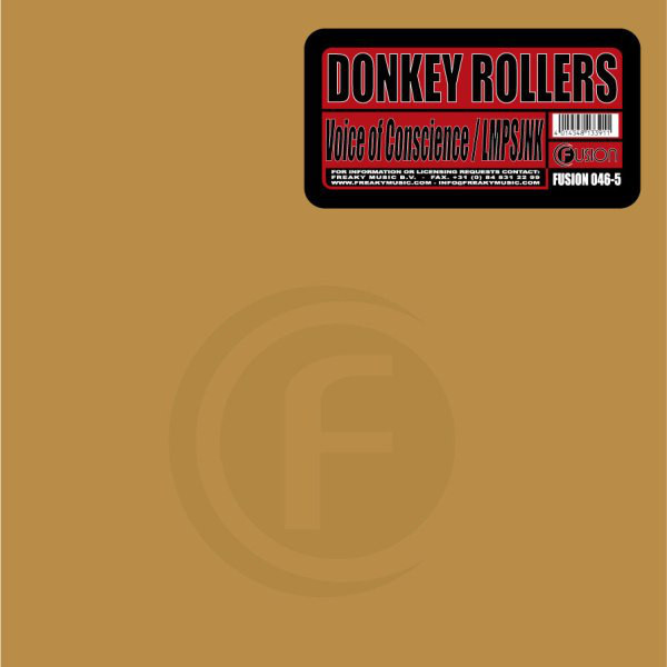 (A3049) Donkey Rollers – Voice Of Conscience / LMPSJNK