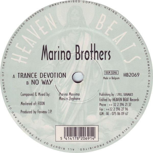 (25816) Marino Brothers – Trance Devotion
