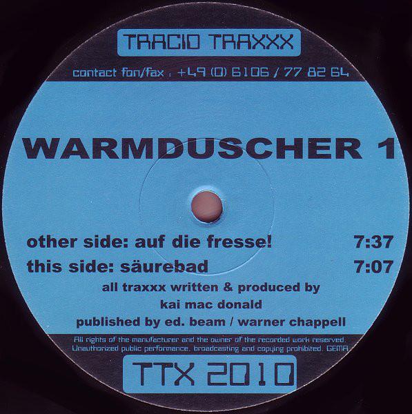 (2706) Warmduscher 1 – Auf Die Fresse! (G+/Generic)