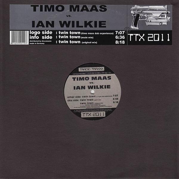 (21299) Timo Maas vs. Ian Wilkie – Twin Town