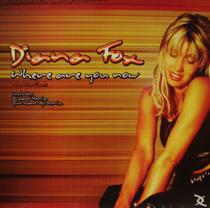 (20740) Diana Fox – Where Are You Now (The Remixes) (VG/VG CELO EN LOMO)