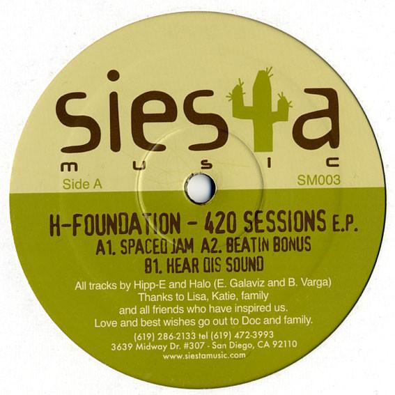 (CM538) H-Foundation – 420 Sessions E.P.