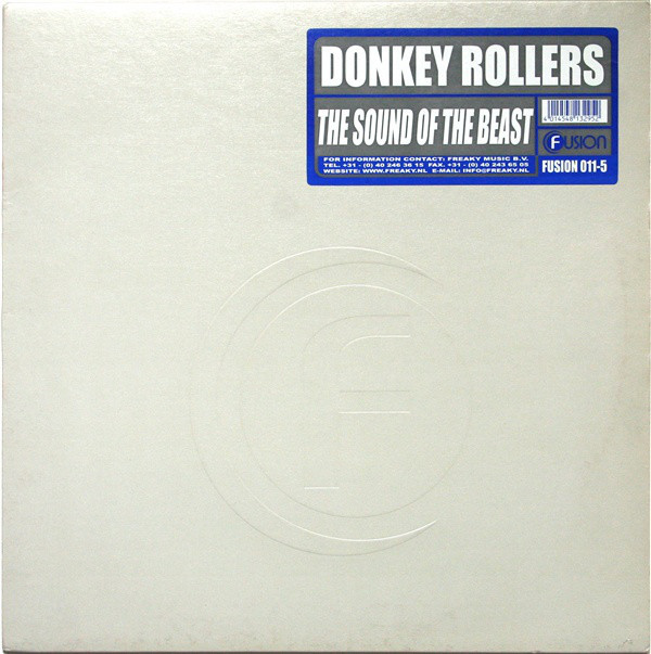 (2185) Donkey Rollers ‎– The Sound Of The Beast