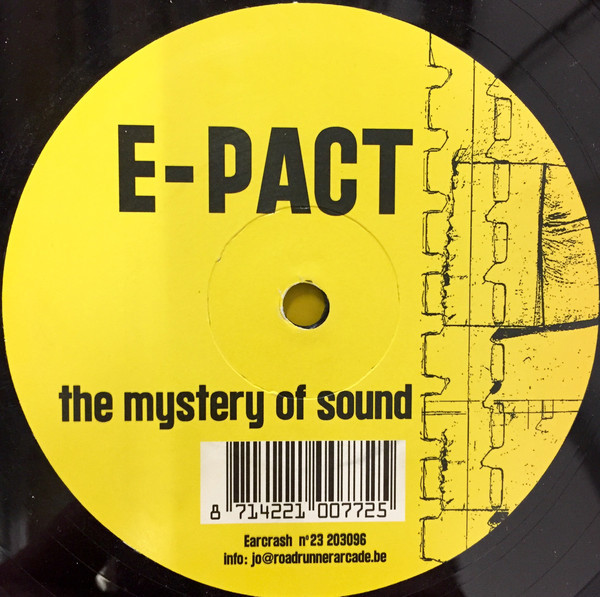 (CUB1244B) E-Pact – The Mystery Of Sound