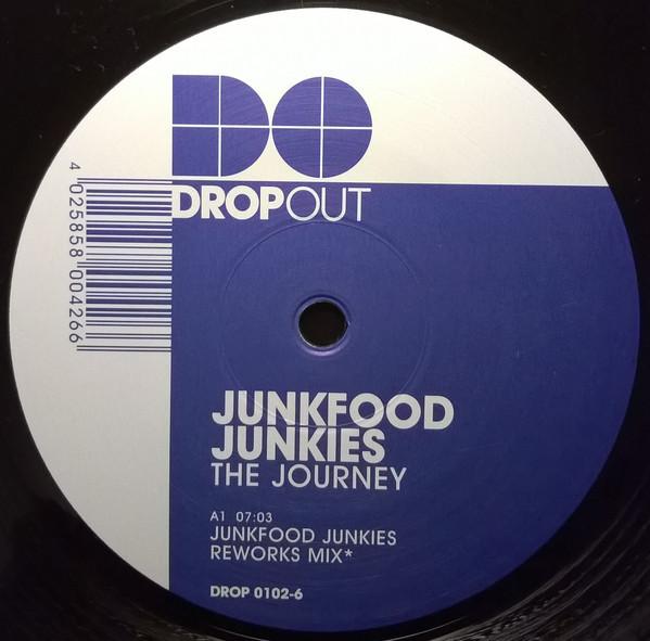 (V0116B) Junkfood Junkies – The Journey