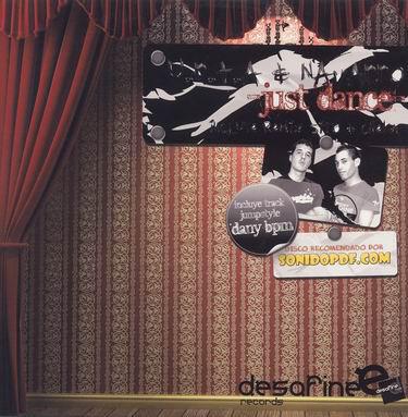(19406) U.R.T.A & Navarro – Just Dance (PORTADA GENERICA)