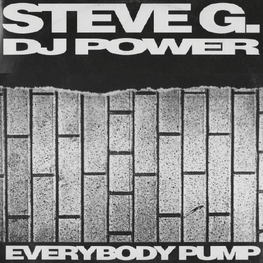 (RIV207) Steve G. DJ Power – Everybody Pump
