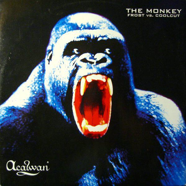 (22339B) DJ Frost vs. Coolcut – The Monkey