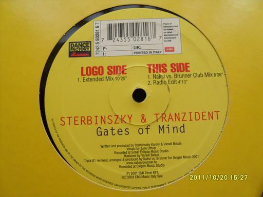 (21853) Sterbinszky & Tranzident – Gates Of Mind