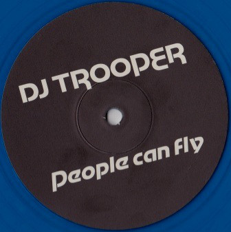 (29484) DJ Trooper ‎– People Can Fly