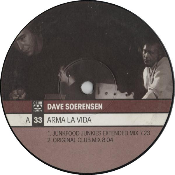(1366B) Dave Soerensen – Arma La Vida