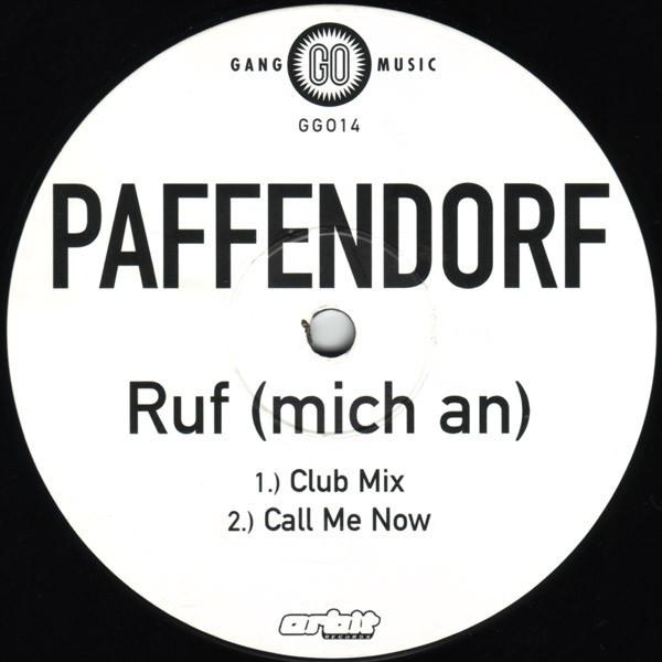 (F0009) Paffendorf – Ruf (Mich An)