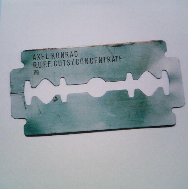 (0011) Axel Konrad – R.U.F.F. Cuts / Concentrate (PORTADA GENERICA)