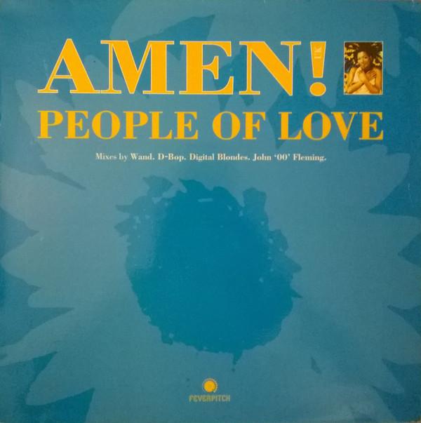 (CH0119) Amen! UK – People Of Love