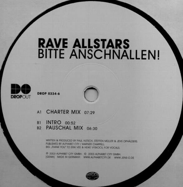 (6014) Rave Allstars – Bitte Anschnallen!