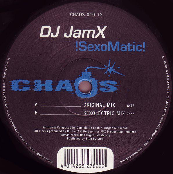 (24823) DJ JamX – !SexoMatic!