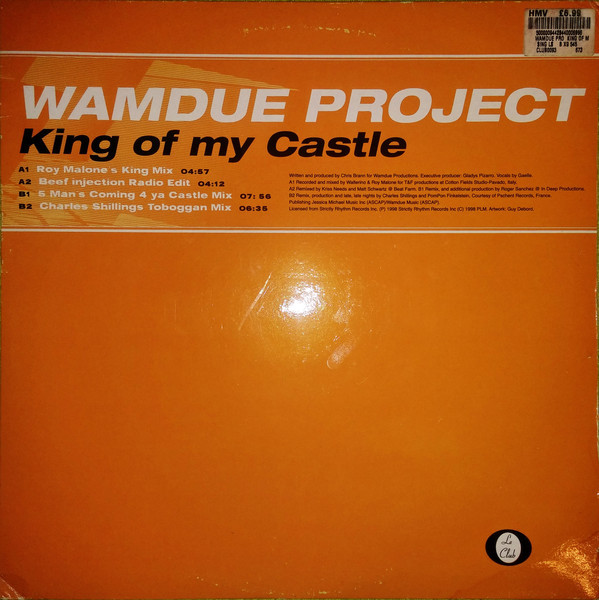 (26000) Wamdue Project – King Of My Castle