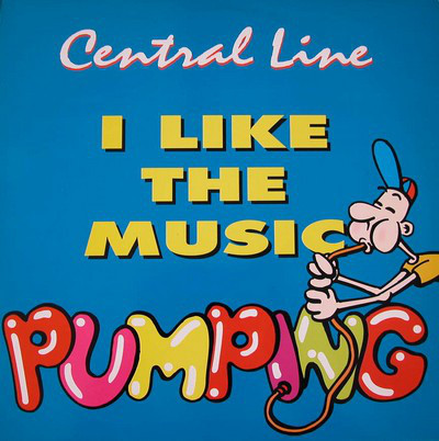 (JAR4) Central Line – I Like The Music Pumping
