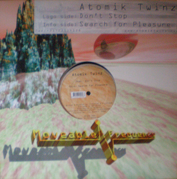 (24789) Atomik Twinz – Don't Stop / Search For Pleasure