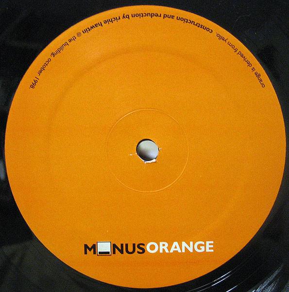 (4956) Richie Hawtin – Minus Orange