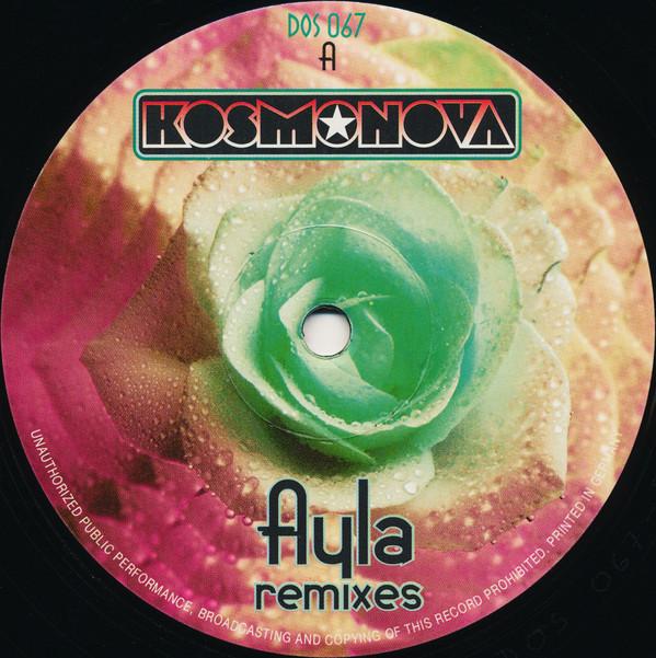 (25082) Kosmonova – Ayla (Remixes)
