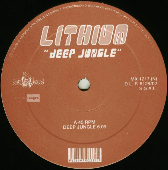 (0544B) Lithium – Deep Jungle