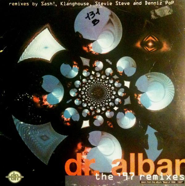 (A0989) Dr. Alban – The '97 Remixes