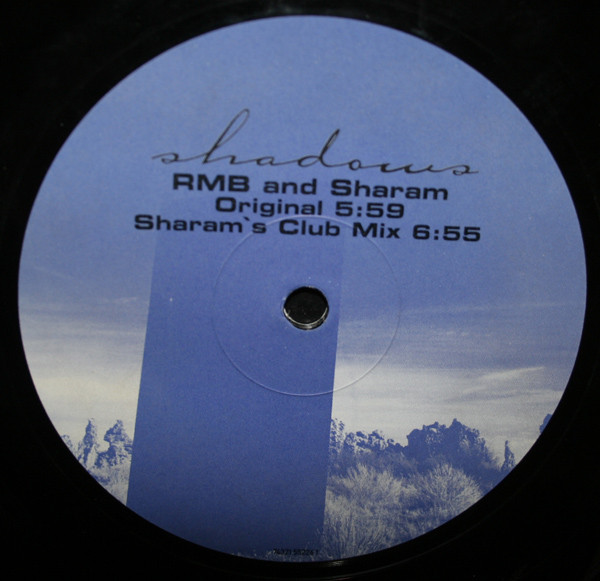 (25353) RMB and Sharam ‎– Shadows